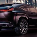 Ngắm qua xe sang Lexus UX cỡ nhỏ sang trọng