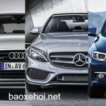 Audi, BMW, Mercedes hợp tác để thúc đẩy truyền thông