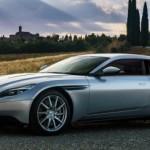 Siêu xe Aston Martin DB11 có bản rộng rãi Shooting Brake