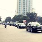 Đám cưới siêu xe của đại gia Tuyên Quang gây xôn xao
