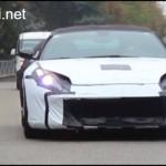 Siêu xe Ferrari F12 M hoàn toàn mới lộ diện chạy thử