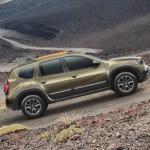 Renault Duster Adventure phiên bản đặc biệt cho người mê Off Road