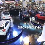 Triển lãm ô tô Việt Nam 2016 thành công tốt đẹp