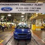 Ford xác nhận đóng cửa nhà máy ở Australia