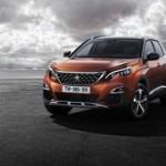Peugeot biến xe minivan 3008 thành xe SUV cỡ trung