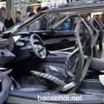 Màn hình hiển thị độc đáo hologram concept của xe sang Lexus