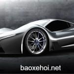 Sắp có siêu xe của siêu xe Maserati MC-63 concept