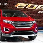 Lộ diện thông tin chi tiết về xe Ford Edge 2018