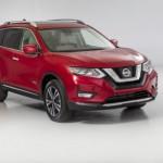 Nissan Rogue 2017 giá khởi điểm từ 530 triệu đồng