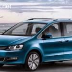 Xe gia đình cỡ lớn Volkswagen Sharan 2016 sắp về Việt Nam