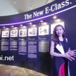 Video ra mắt xe sang Mercedes E class hoàn toàn mới ở Hà Nội