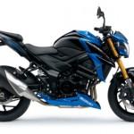 Siêu xe mô tô Suzuki GSX-S750 2018 khẳng định sự khác biệt