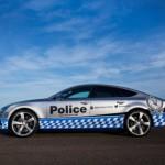 Cảnh sát Úc mua siêu xe sedan công suất lớn Audi S7 mới