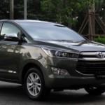Xe Toyota Innova 2016 vừa ra mắt bán được 1000 xe trong tháng 9
