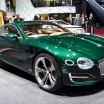 Siêu xe Bentley EXP 10 Speed Six từ chạy xăng thành chạy điện