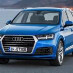 Xe sang Audi Q7 bị triệu hồi 200 xe ở Việt Nam