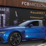 Danh sách cầu thủ Barca lựa chọn xe sang Audi được tặng miễn phí