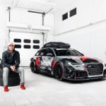 Ngắm xe siêu sang Audi RS6 DTM độ khủng 950 mã lực
