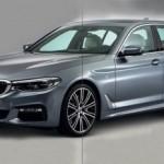 Ảnh chính thức của BMW 5 series 2017 nâng cấp mới
