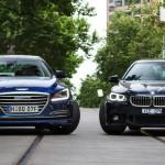 BMW và Hyundai được đánh giá cao về việc áp dụng công nghệ xe hơi