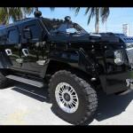 Tận mắt ngắm siêu xe SUV chống đạn Knight XV