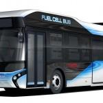 Xe Bus Toyota Fuel Cell Bus 20 tỷ ra mắt năm 2017