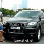 Khám phá xe sang Audi Q7 gần 4 tỷ đồng của thủ môn Hồng Sơn