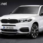 Xe SUV cỡ lớn nhất BMW X7 ra mắt vào năm 2019