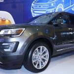 Xe SUV hạng sang Ford Explorer giá bán từ 2,2 tỷ đồng ở Việt Nam