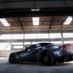 Siêu xe Ferrari F12 độ carbon hàng khủng đáng mua