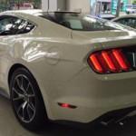 Xe khủng Ford Mustang 5.0 V8 chỉ tốn 14,1 lít / 100 km