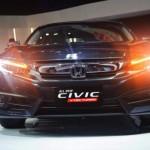 Chi tiết xe Honda Civic 2016 hoàn toàn mới ở Việt Nam