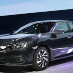 Xe Honda Civic 2016 ra mắt người tiêu dùng Việt
