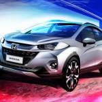 Ngắm xe SUV mini Honda WR-V