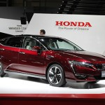 Xe điện Honda Clarity Fuel Cell có quãng đường chạy xa nhất