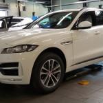 Xe SUV hạng sang Jaguar F-Pace đầu tiên về Việt Nam
