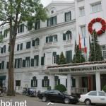 Khách sạn siêu sang Sofitel Legend Metropole Hanoi mua 8 xe BMW 7 series