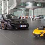 Siêu xe McLaren P1 mui trần mini cho trẻ em
