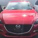 21.333 xe Mazda 3 bị triệu hồi do lỗi rò rỉ nhiên liệu