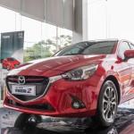 """Xe Mazda 2 All New bị triệu hồi 4.809 chiếc vì lỗi """"cá vàng"""""""