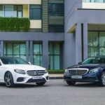 Xe sang Mercedes E-Class 2017 giá từ 2,1 tỷ đồng ở Việt Nam