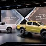 Video: Mercedes trình làng xe bán tải hạng sang đầu tiên trên thế giới