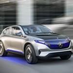 Xe sang SUV chạy điện Mercedes EQ có giá từ 39.200 USD