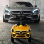 Mercedes ra mắt siêu xe cho trẻ em cạnh tranh Mclaren P1