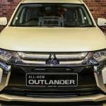 Vừa ra mắt chưa lâu Mitsubishi Outlander 2016 đã bị triệu hồi