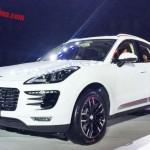 """Xe Porsche Macan """"hàng giả"""" đời 2016 ra mắt giá 330 triệu đồng"""