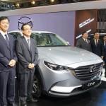 Chi tiết xe Mazda CX9 ra mắt tại Vietnam motor show 2016