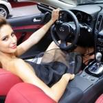 Phụ nữ nóng tính hơn nam giới khi lái xe ô tô