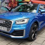 Video họp báo ra mắt chính thức xe SUV cỡ nhỏ Audi Q2 ở Việt Nam
