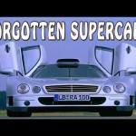 Top 7 siêu xe khủng của thập niên 90 bạn có thể đã quên